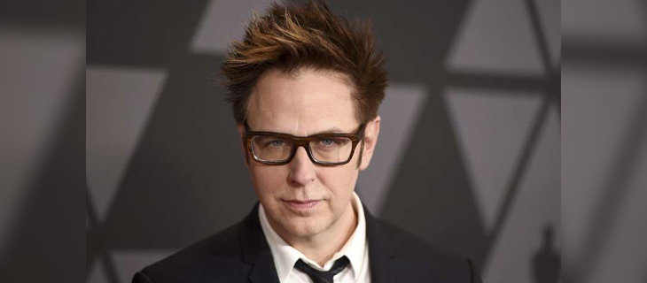 Disney no planea readmitir a James Gunn