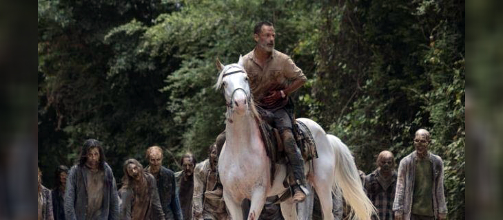 The Walking Dead evolucionará a secuela de películas